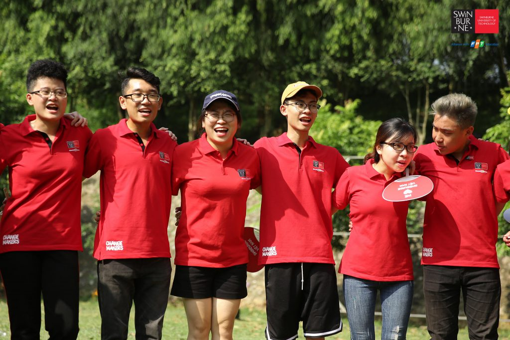Swinburne VIệt Nam Team building 5