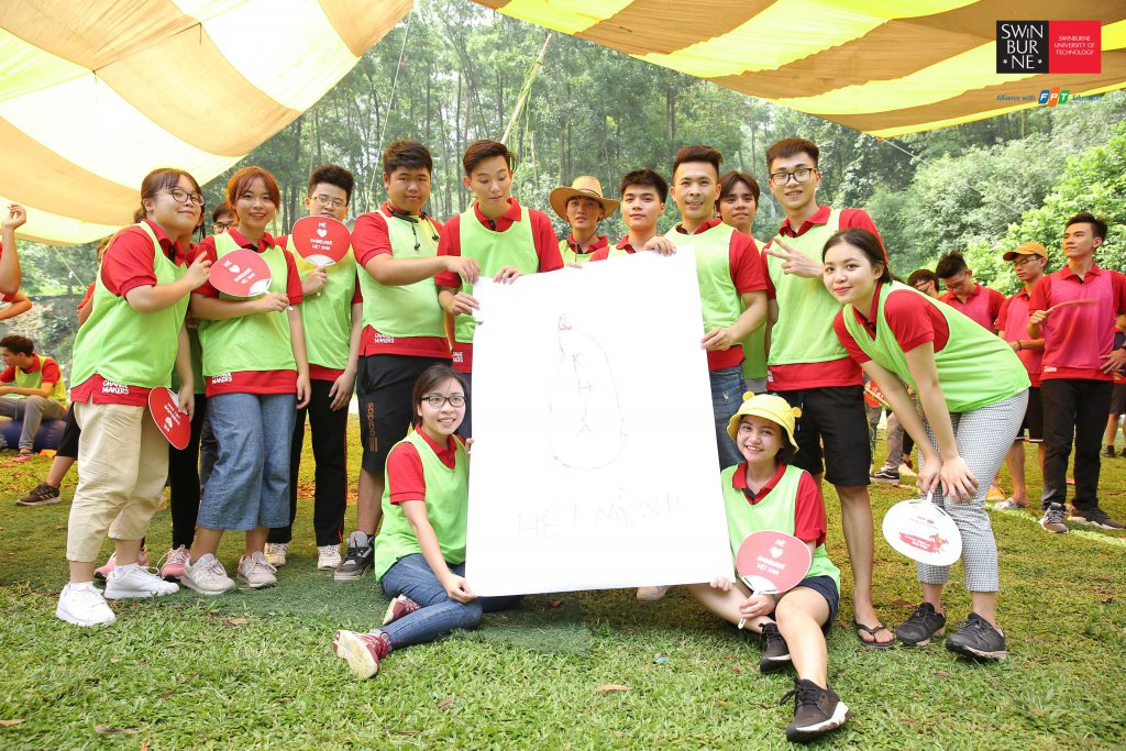 Swinburne Việt Nam Teambuilding 3